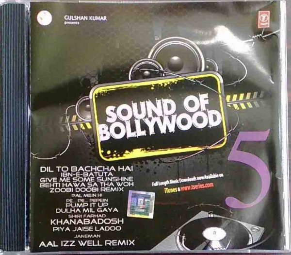 画像1: SOUND OF BOLLYWOOD 5