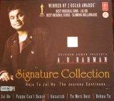 Signature Collection A.R.RAHMAN