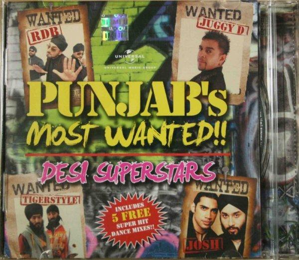 画像1: PUNJAB'S most wanted !  DESI SUPERSTARS