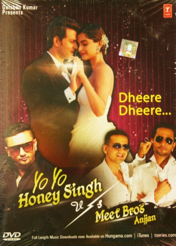 画像1: Dheere Dheere ...  YoYo Honey Singh vs Meet Bros Anjjan