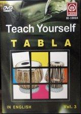 Teach Yourself TABLA vol.3