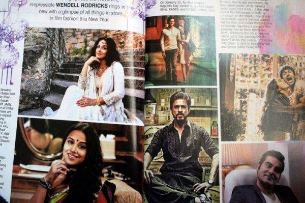 画像2: インドの映画雑誌 CINEBLITZ Jan 2017