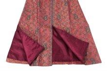 他の写真3: SALE!! 子供用 クルタパジャマ サイズ160(インド表記12):ワインレッド