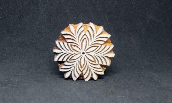 画像2: インド木版