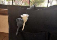 他の写真1: ネズミブローチ