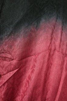 他の写真2: <M>パンジャビドレス:クルタ・サルワール ストライプ グレー、ブラック