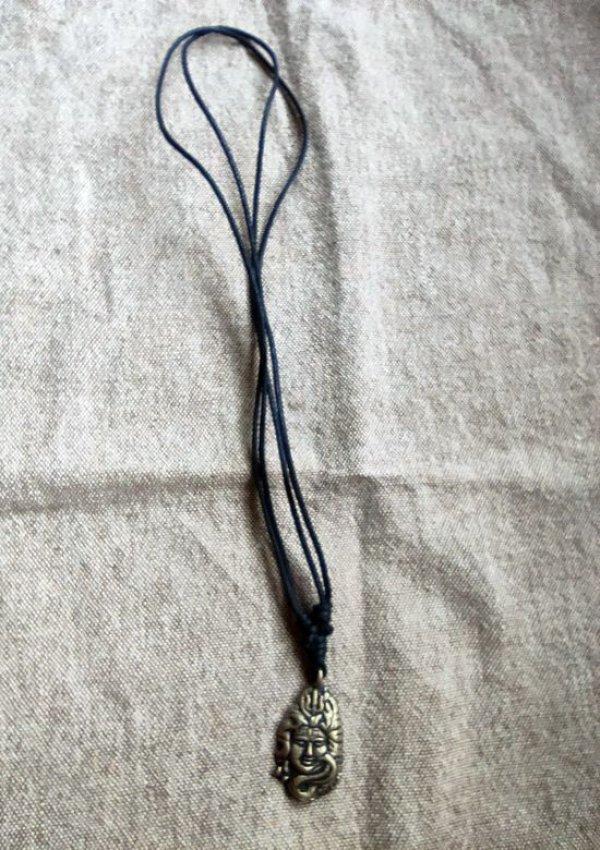 画像2: ペンダント:真鍮シヴァ